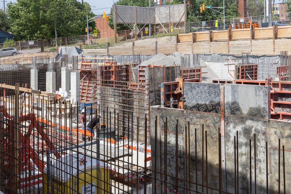 Construction Update (Canada Day) (4 of 9)