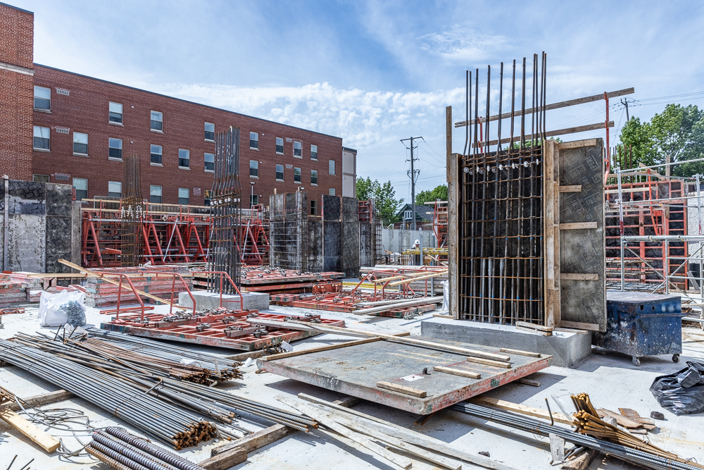 Construction Update (Canada Day) (7 of 9)